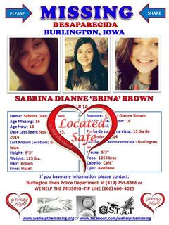 Brown, Sabrina
