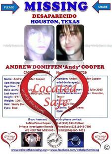 Cooper, Andrew