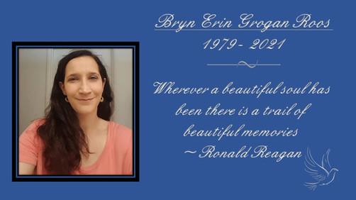 Bryn Erin Grogan Roos