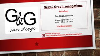 Gray & Gray Investigations