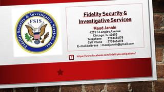 Fidelity Security & Investigative Services
