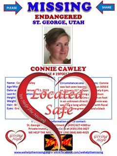 Cawley, Connie