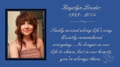 Kayelyn Louder