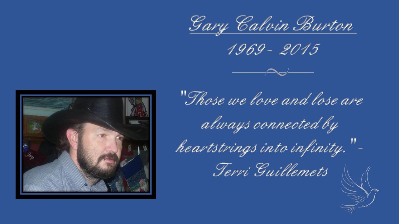 Gary Calvin Burton