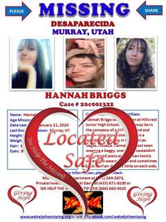 Briggs, Hannah