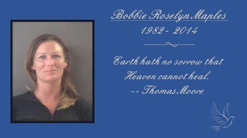 Bobbie Roselyn Maples
