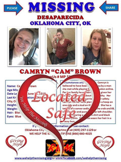 Brown, Camryn