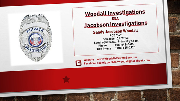 Jacobson Investigations