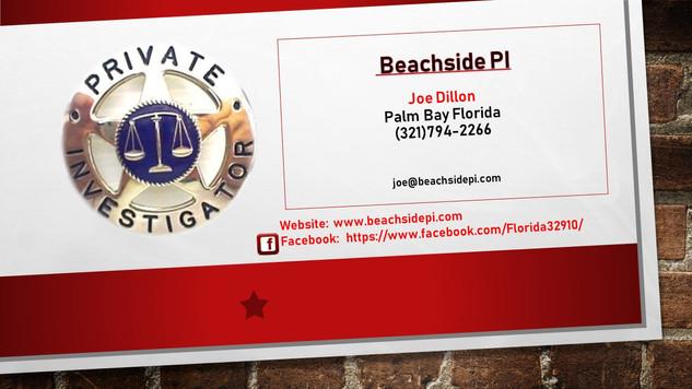 Beachside PI
