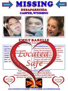 Barelle, Emily