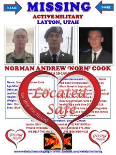Cook, Norman Andrew