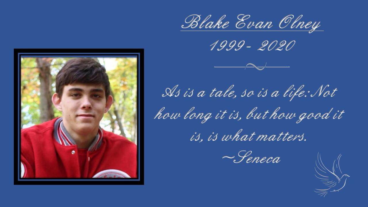 Blake Evan Olney