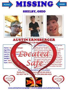 Ernsberger, Austin