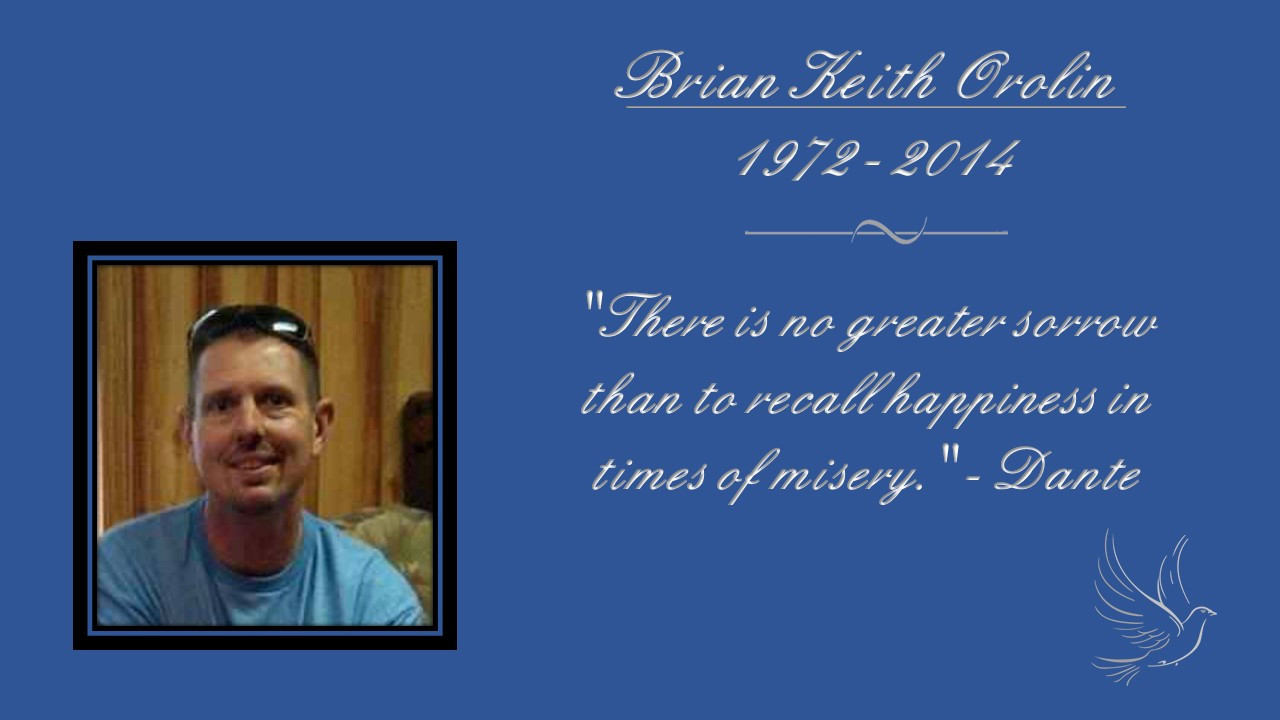 Brian Orolin