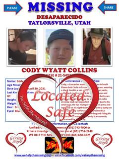 Collins, Cody Wyatt