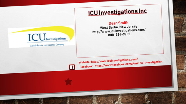 ICU Investigations