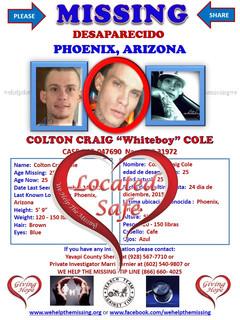 Cole, Colton