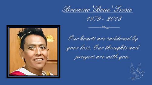 Bownine Beau Tsosie