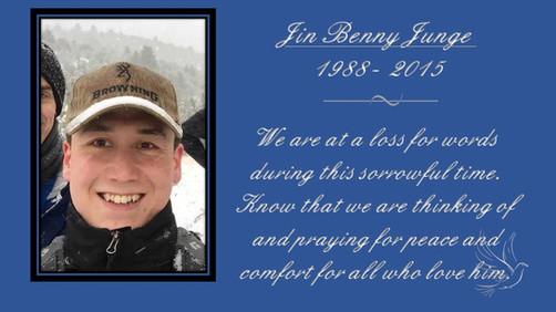 Jin Benny Junge