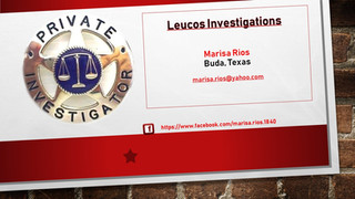 Leucos Investigations