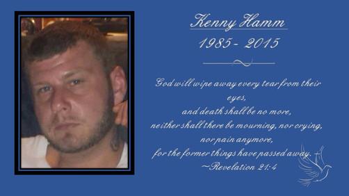 Kenny Hamm