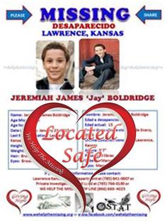 Boldridge, Jeremiah