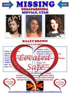 Brown, Haley