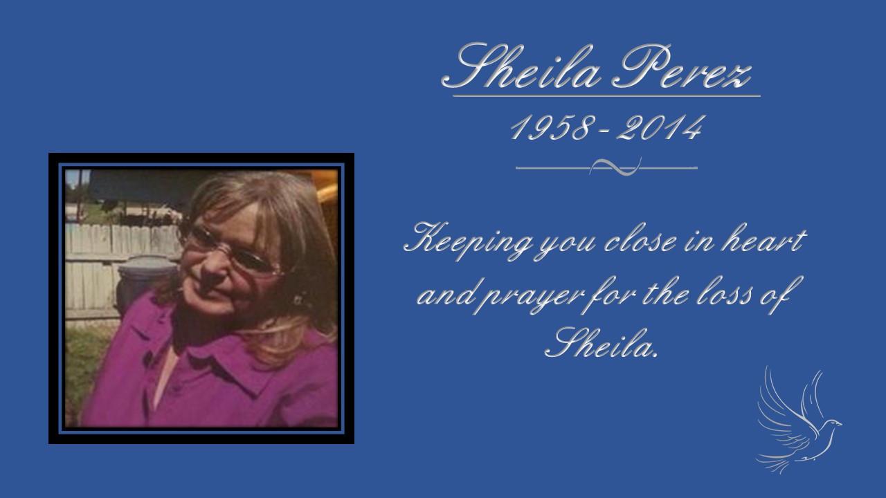 Sheila Perez