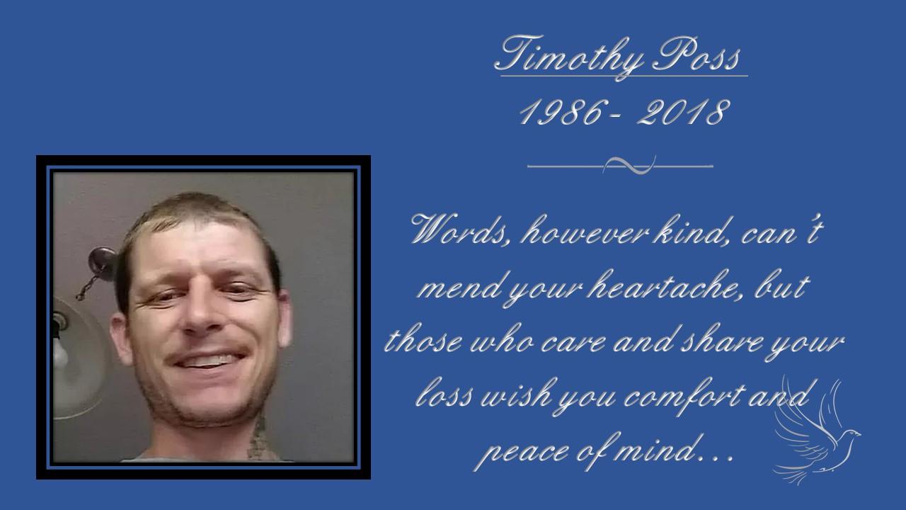 Timothy Poss