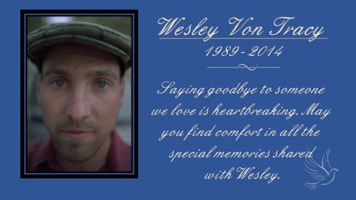 Wesley Von Tracy