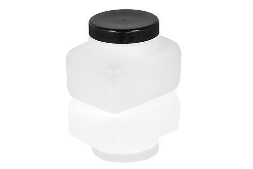 Conteneur de liquide - couvercle noir