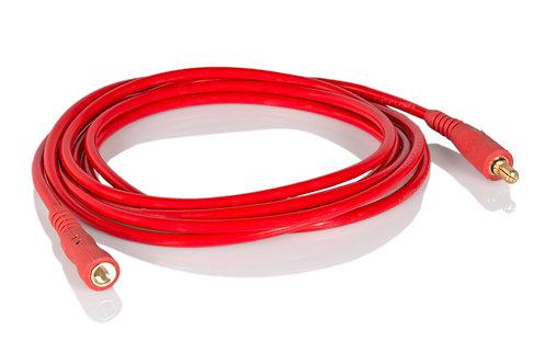 Câble rouge