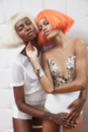 NYC custom freelance fashion designer Nene L.A. Shiro