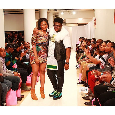 nyc custom freelence fashion designer nene l.a. shiro