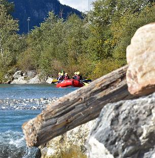 Rafting Wasserchraft