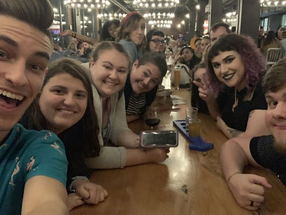 Potterless meetup at LeakyCon Boston