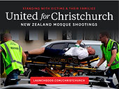 United for Christchurch Mosque Shootings