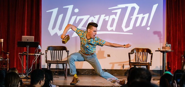 Wizard On! Dance from Mike Schubert, Potterless Podcast host
