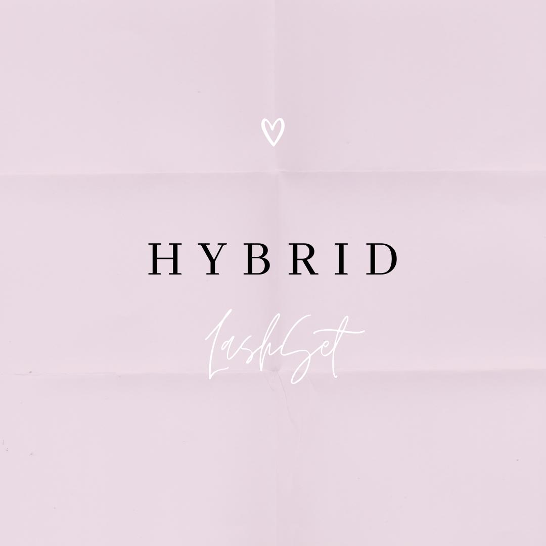 Hybrid Lash Set