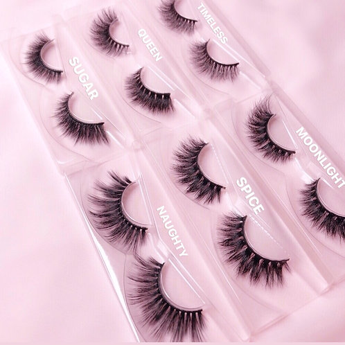 Sexy/Dramatic Lashes