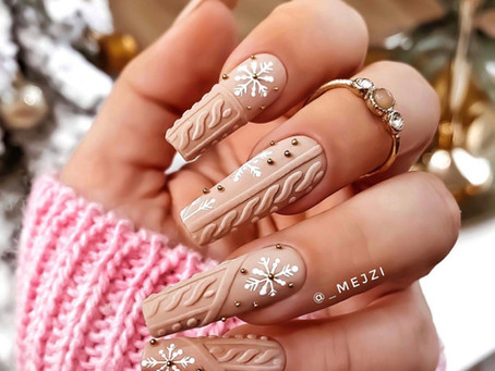 Trendy Nails Arts for Christmas 2020