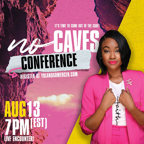 No Caves Conference