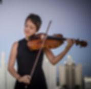 kallie ciechomski, violist