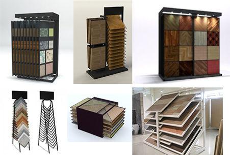 Стенд для керамической плитки
