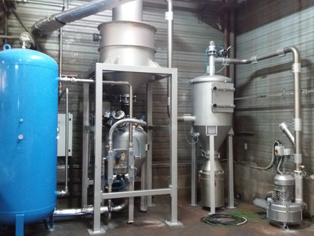 Finding the Right Pneumatic Conveying System