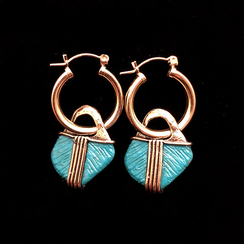 Basket Earrings