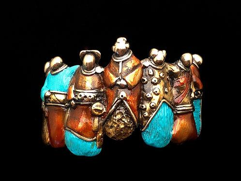 Ancestor Bracelet - Bronze