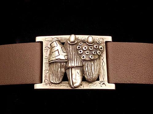 Trinity Bracelet with strap