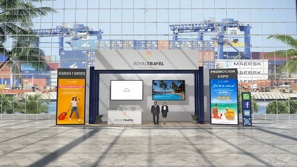 Stand Royal travell.webp