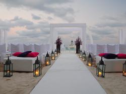 3 day Destination Wedding Event 2011